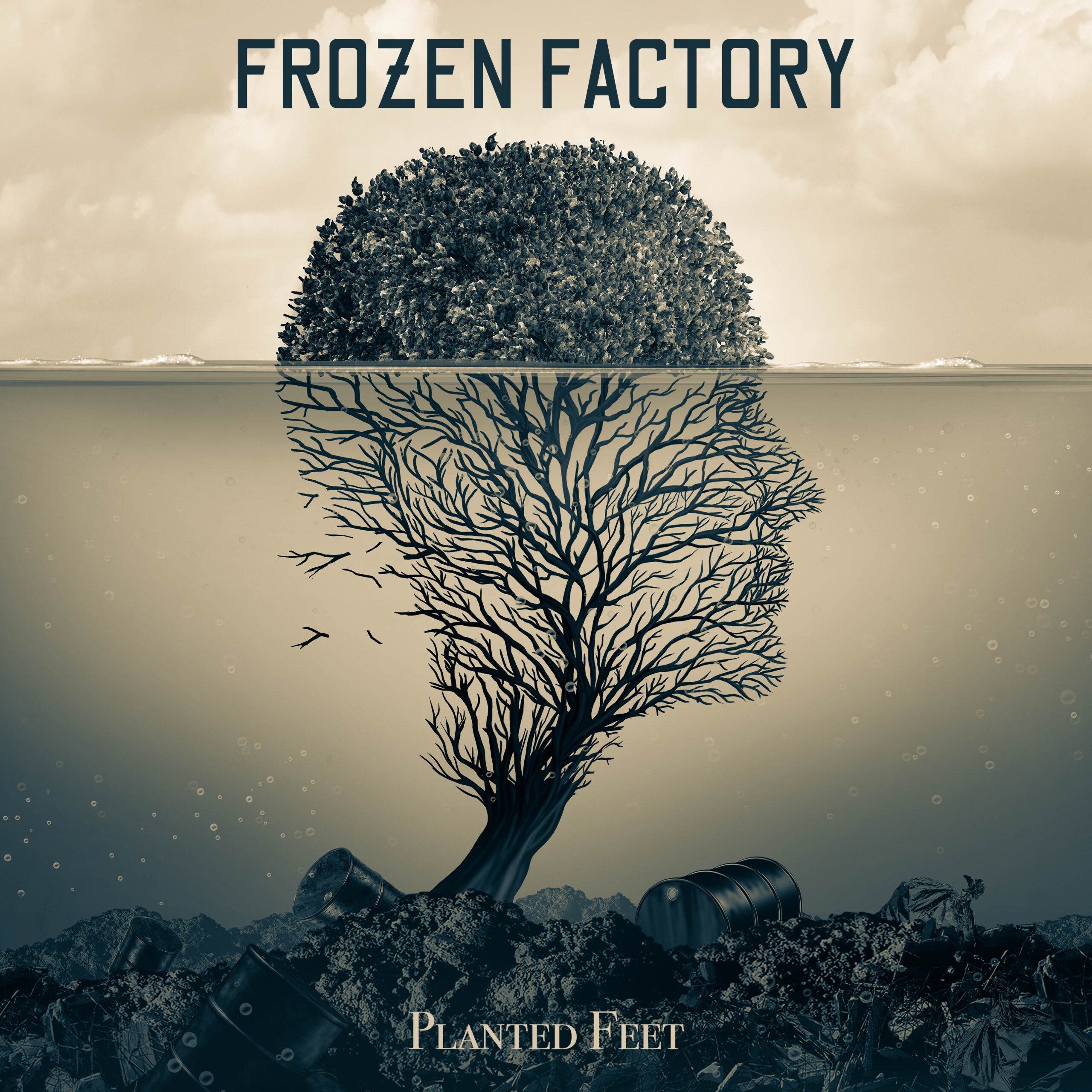 Frozen Factory: Planted Feet